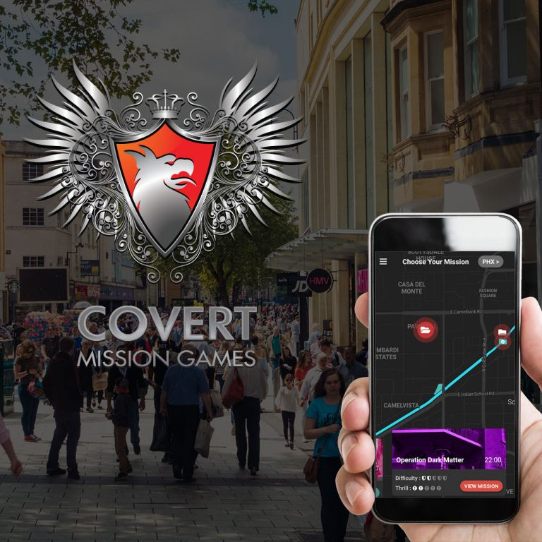 Covert Mission Games